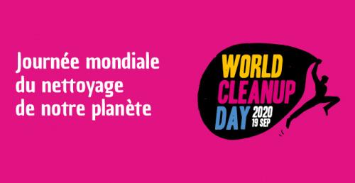 World Cleanup Day : nettoyage des déchets à Toulouse