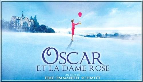 Ciné-philo : Oscar et la Dame Rose
